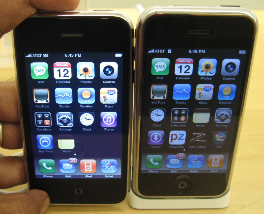 Iphone 3g Vs 2g