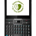 Sony Ericsson Aspen_Front_Black