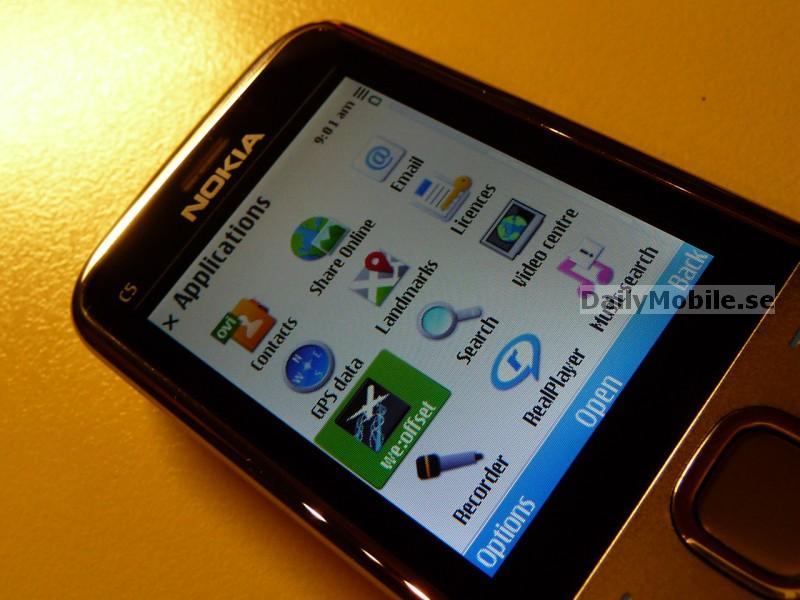 Nokia C5 07 Fone Arena