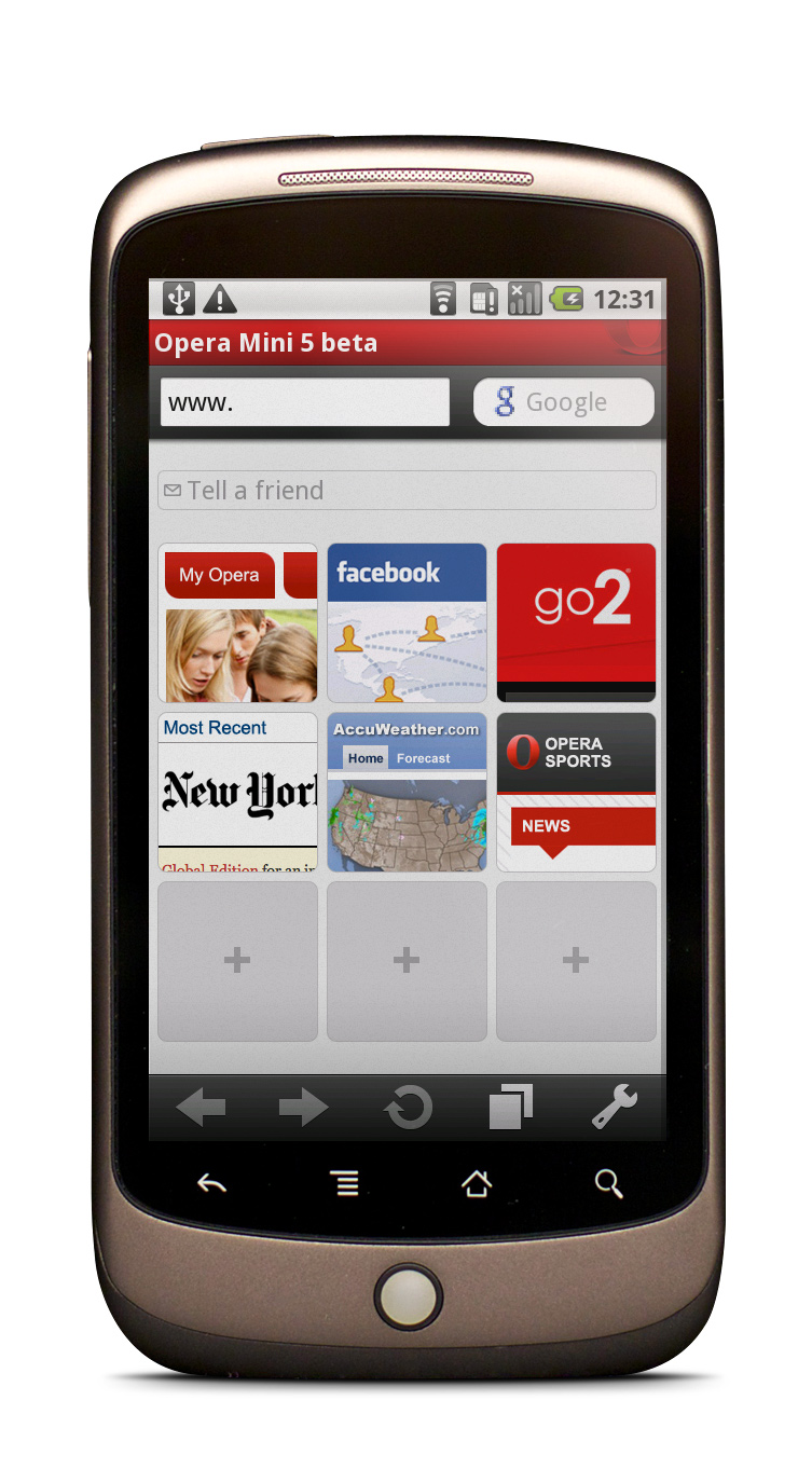 Free Mobile Opera Mini Download for Android