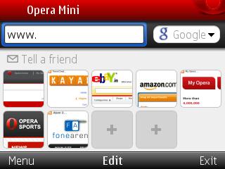 Скачать opera mini 9 5