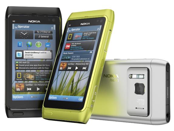 Nokia N8 Coming Soon to India
