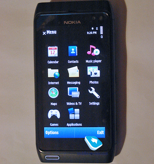 Nokia N8 Preview ahead of Launch