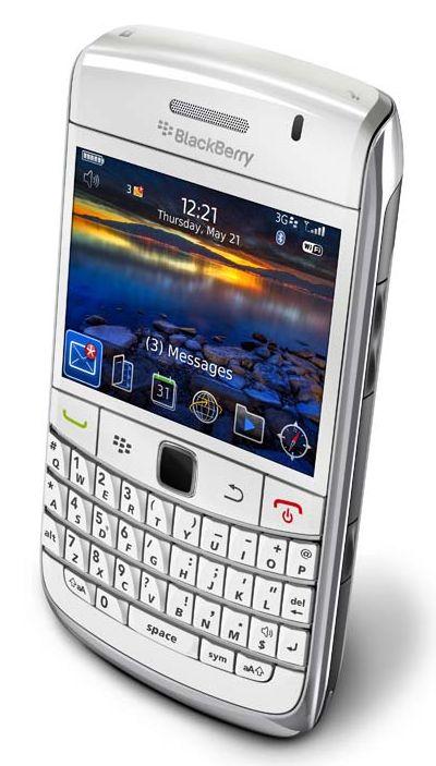 blackberry curve 9700 white - photo #14