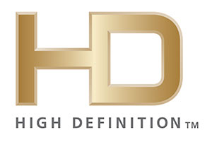 high definition logo