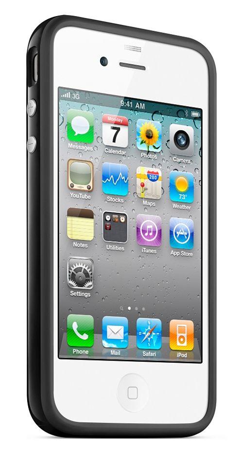 """Пользователи, которые приобрели чехол- """"бампер """" для своего iPhone."""