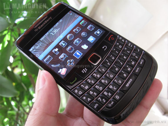 blackberry bold 9780 leaked in vietnam. Black Bedroom Furniture Sets. Home Design Ideas