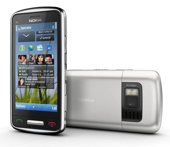 Nokia C6-01 Official Photos