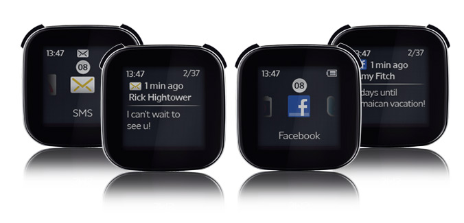 Sony Ericsson LiveView – Wireless Micro Display for your ...