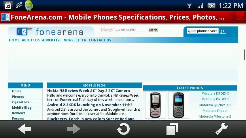 Скачать Opera Mobile 12.1.4 Андроид