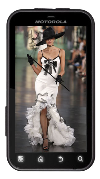 Fashion tv on your phone from yamgo Fashion bloggers style tv