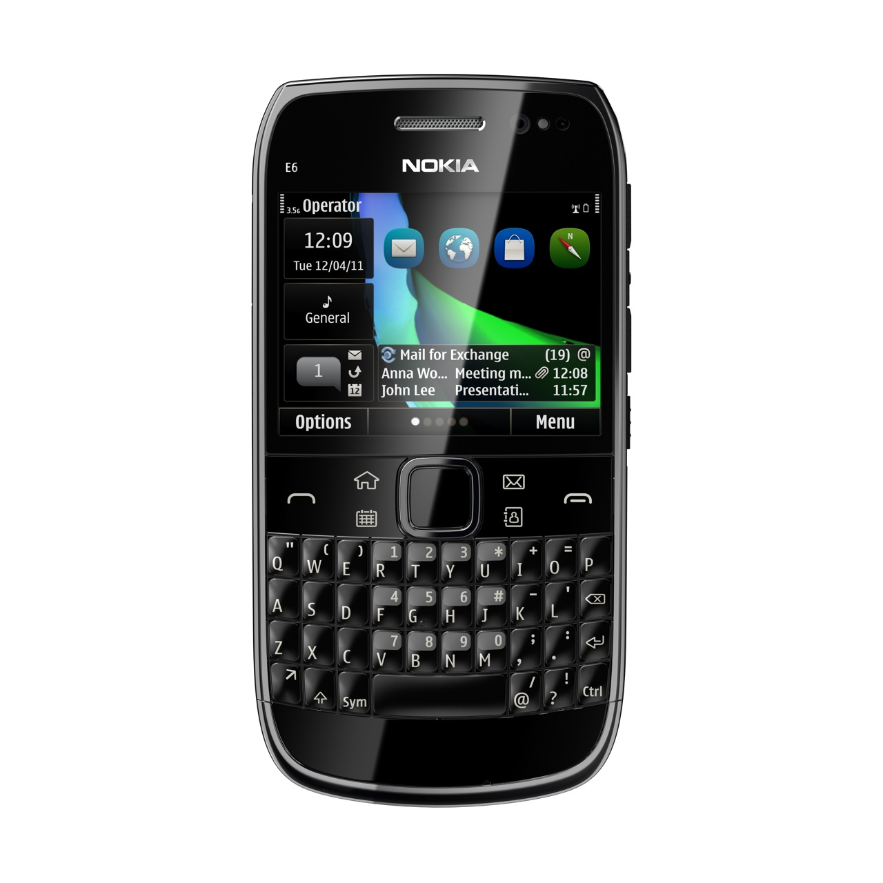 Nokia E6-00 Official Photos
