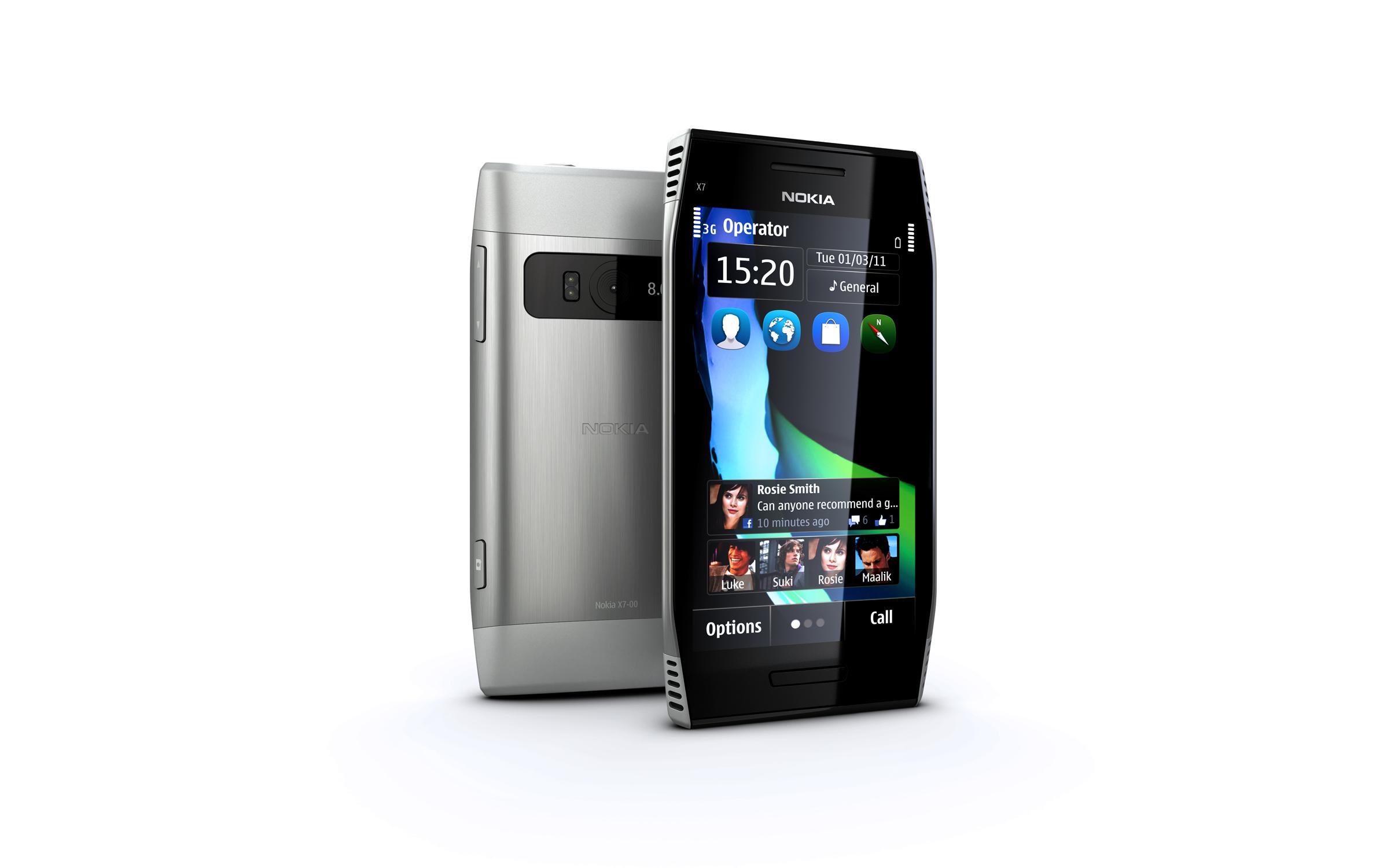 Nokia x7 00 software - Nokia X7 00 Software 1