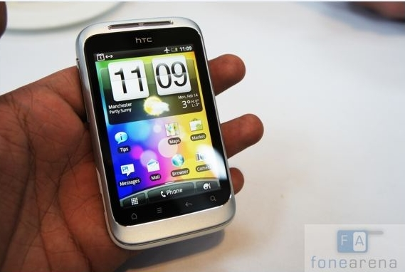 free mobile games  for htc wildfire s