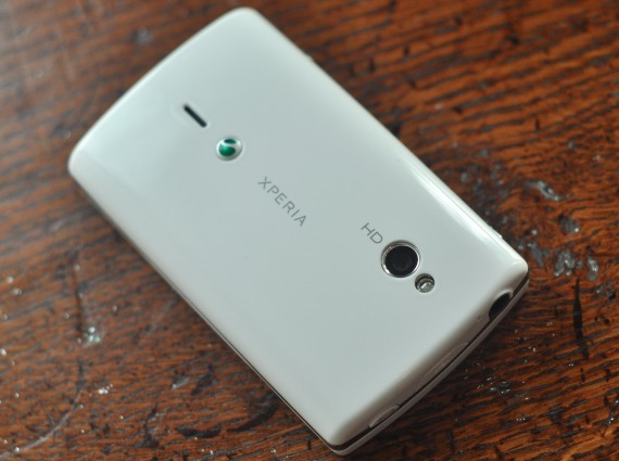 sony ericsson xperia mini 4