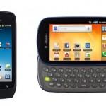 T-Mobile Samsung Exhibit 4G & Gravity Smart