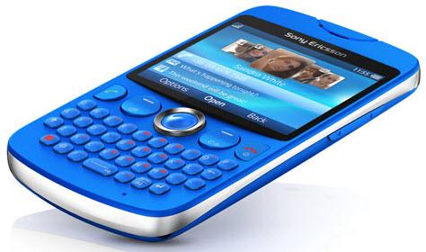 .txt Sony Ericsson txt Announced