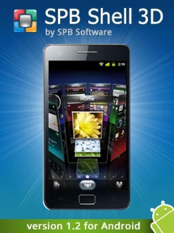 Spb shell 3d apk gratis sin root