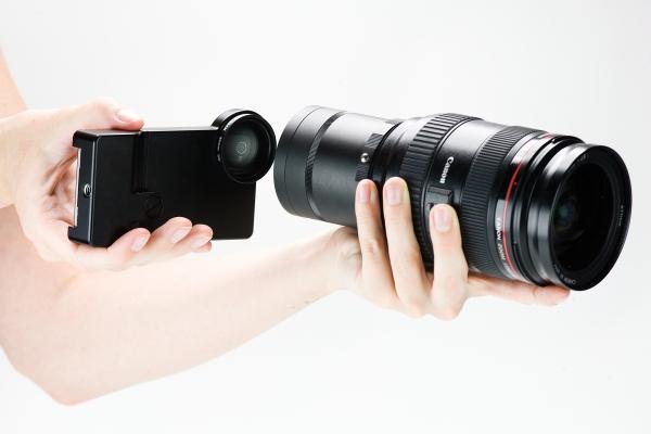 Iphone Camera Mount Adapter