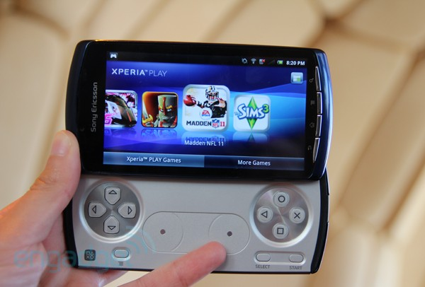 xperia play games list wiki