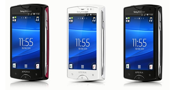 Sony Ericsson Xperia Mini ST15i up for pre-order at Rs. 13000