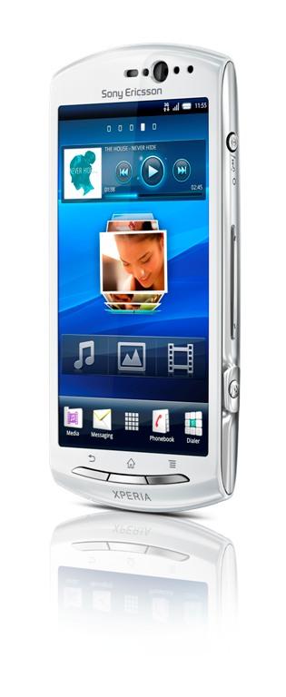 Sony Ericsson XPERIA neo V announced