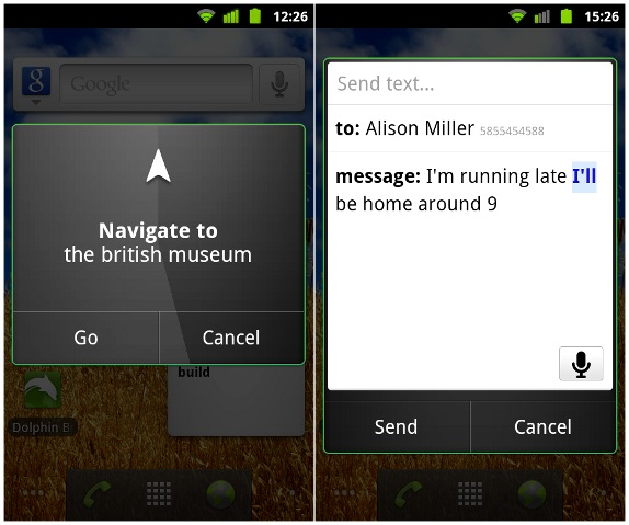 how to change google from french to english android
