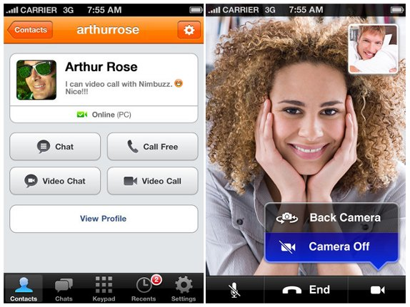 iphone video chat