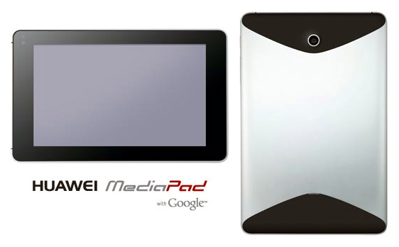 Huawei MediaPad Price in India | Tablet PC Price in India 2011
