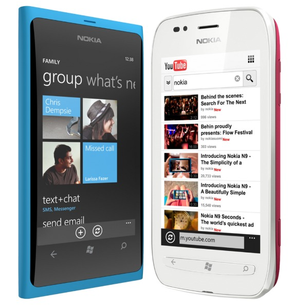 nokia lumia 800 sale