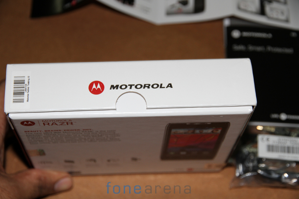 motorola droid razr user manual