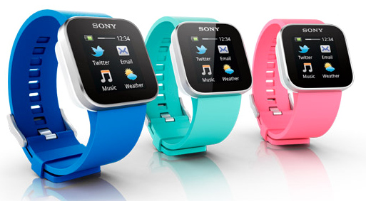 apple late party sony smart watch