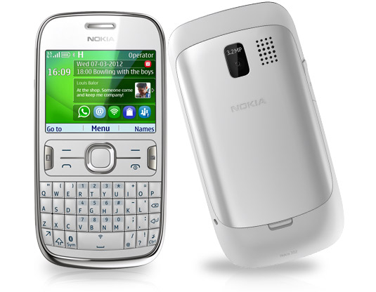 NOKIA ASHA 302 User Guide PDF