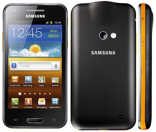 Samsung Galaxy Beam Projector Phone With 1 GHz Dual Core