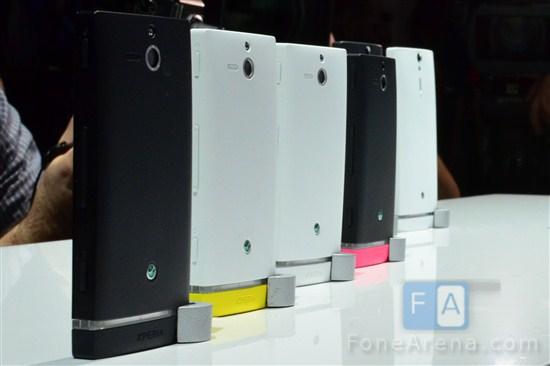 Sony XPERIA U Photo Gallery