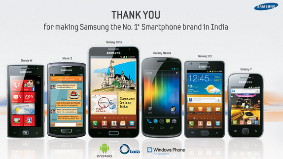 marketing strategies of samsung smartphones india Samsung changed their brand marketing strategy after the  so samsung's marketing team immediately started putting together groups of  and launches in india.