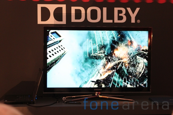 Dolby Booth 12