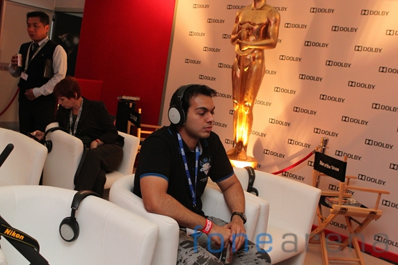 Dolby Booth 27