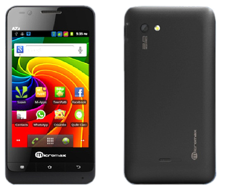 Rooting Micromax A73----made easy - Micromax A73 | Android ...