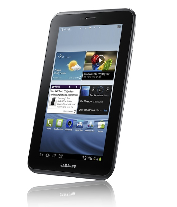 Samsung Galaxy Tab 2 310 officially launched in India