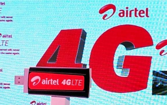 Airtel Launches 4G