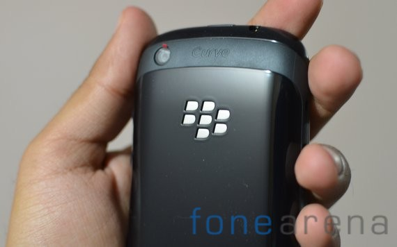 The Blackberry Curve 9220 is