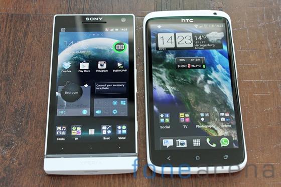 HTC One X 17