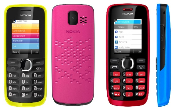 دانلود فایل فلش فارسی Nokia 110 RM-827