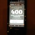 Samsung GT-I9500 Fraser Tizen HTML5 Score Test