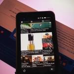 Tizen Smartphone Prototype