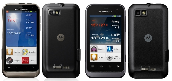 Motorola Defy Xt And Dual Sim Defy Mini Launched In India