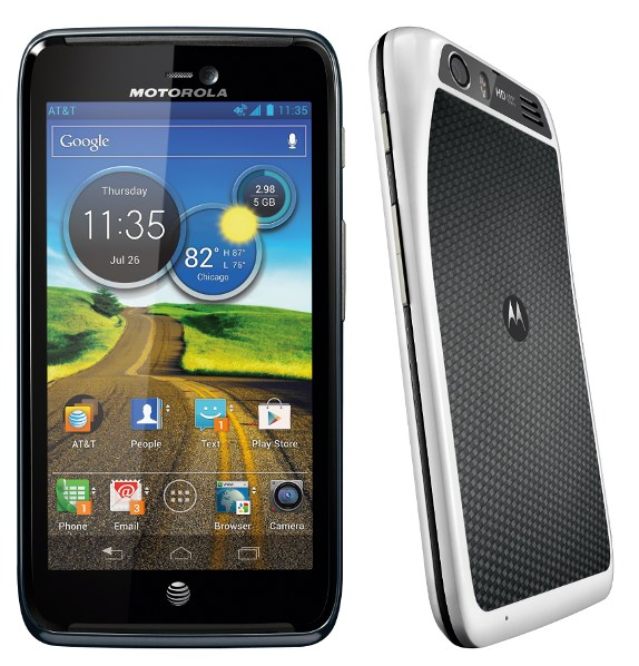 Motorola ATRIX HD announced, coming to AT&T on July 15 for ...