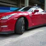 Nokia 808 meets Nissan GT-R 26