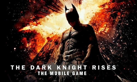 The Dark Knight Rises game released for Android, iPhone and iPad